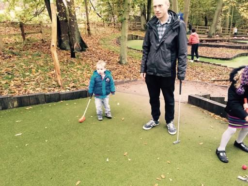 Center Parcs Woburn - Golf