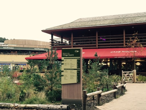 Center Parcs Woburn - Village Square