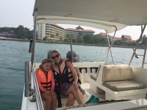 KK - Snorkelling Boat