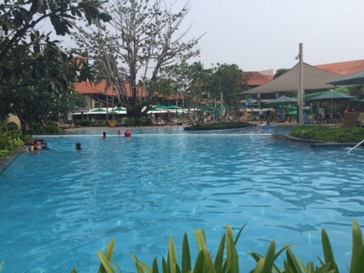 Kota Kinabalu - Pool