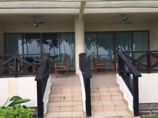Tanjung Aru - Balcony