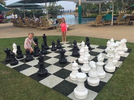 Tanjung Aru - Chess