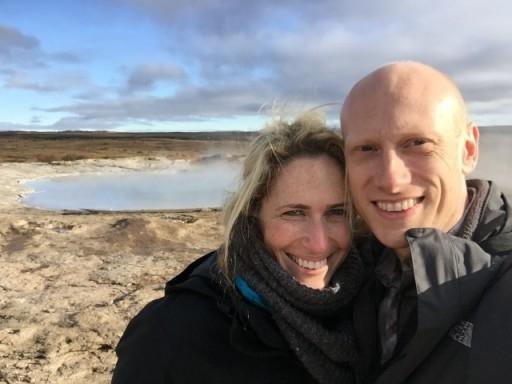 Iceland - George & Chris