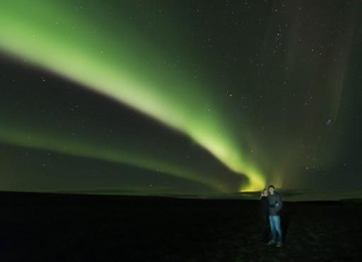 Iceland - northern lights 2