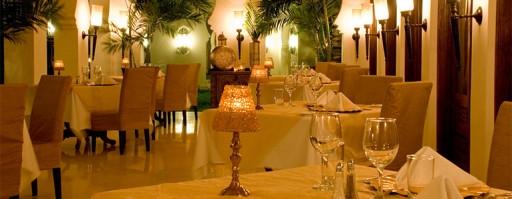 Baraza dining