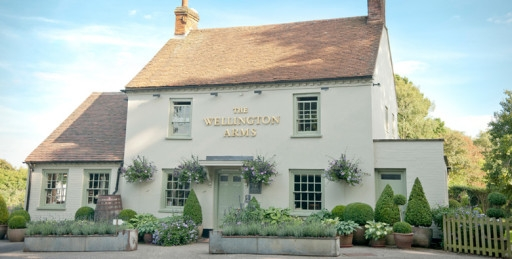 wellington arms