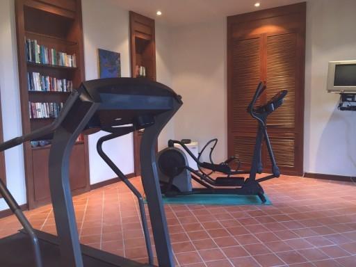 Baan Sasima - Gym