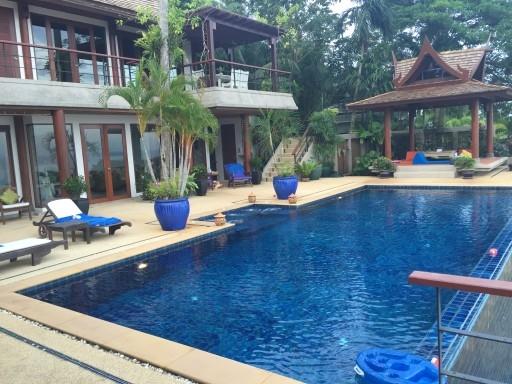 Baan Sasima Pool 2
