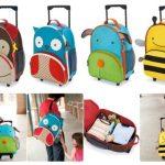 urban baby zoo little kid luggage
