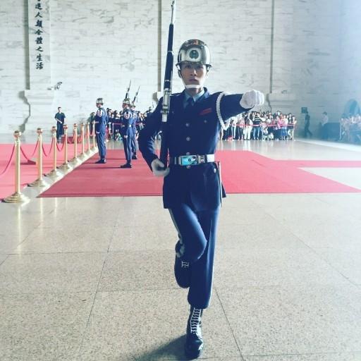 Chiang Kai Shek Changing Of The Guards