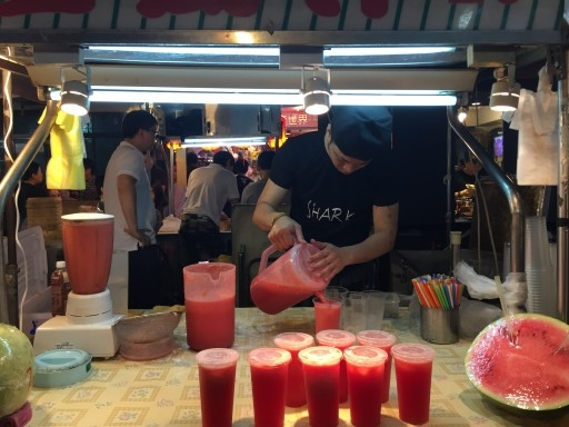 Raohe - Watermelon juice